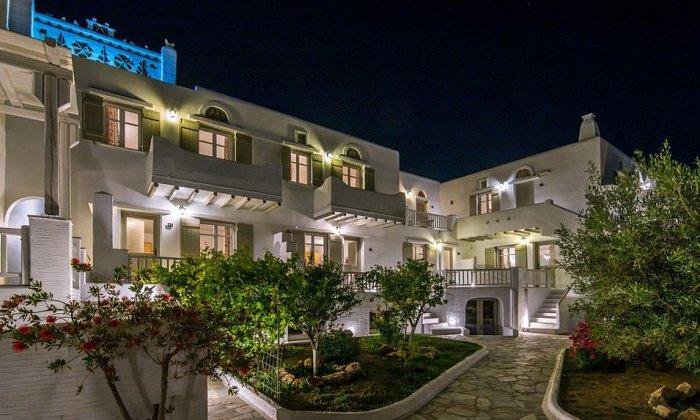 4* Cavos Hotel & Suites   Άγιος Σώστης, Τήνος