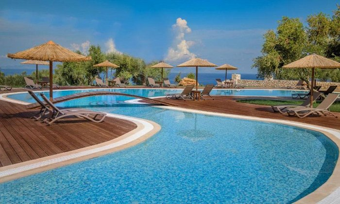 5* Elegance Luxury Executive Suites | Τραγάκι, Ζάκυνθος