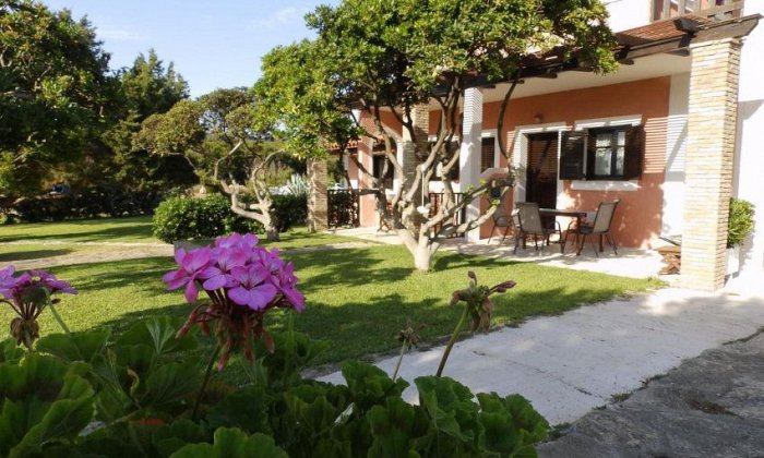 Genari Beach Apartments | Λεβεντοχώρι Ηλείας