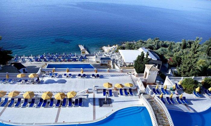 Προσφορά από 530€ για 5 διανυκτερεύσεις με ALL INCLUSIVE για 2 ενήλικες και 1 παιδί έως 12 ετών Ισχύει από 1/09 έως 15/10 στο 4* Sunshine Corfu Hotel & Spa εικόνα