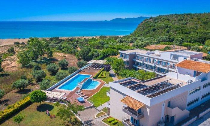 Αγιου Πνευματος απο 129€ για 2 διανυκτερευσεις με πρωινο για 2 ενηλικες Αγιου Πνευματος (25-28/05/2018) στο 4* Paradise Resort