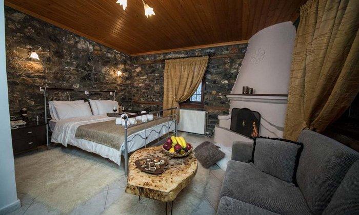 Ξενώνας Νεφέλη | Άγιος Αθανάσιος, Καϊμάκτσαλαν