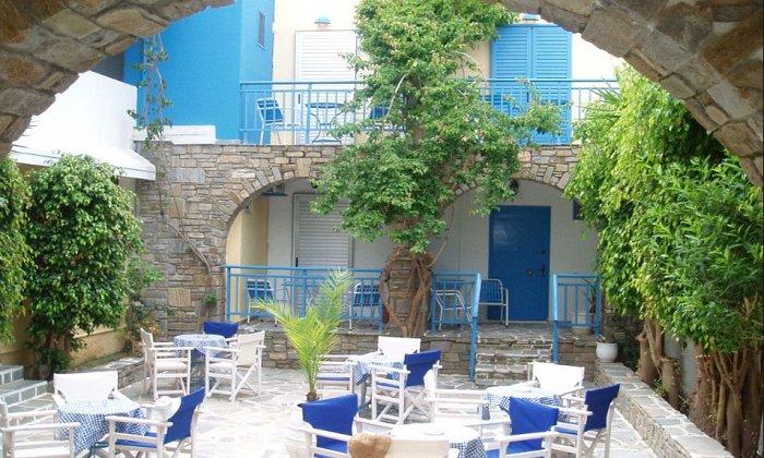 Προσφορά από 23€ ανά διανυκτέρευση για 2 ενήλικες (και 1 παιδί έως 12 ετών) Ισχύει έως 22/09 στο Hotel Grivas