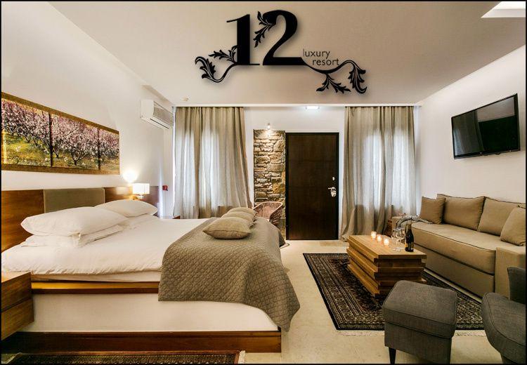 Διαμονή στη Τσαγκαράδα Πηλίου στο 5* 12 Months Luxury Resort με 169€ για 3 ημέρες - 2 διανυκτερεύσεις με πρωινό σε Premium suite 40 τ.μ. με τζάκι και ξύλα για 2 ενήλικες και 1 παιδί έως 8 ετών! Παρέχεται καθημερινή δωρεάνωριαία Χρήσητων εγκαταστάσεων του Spa(Σάουνα, Χαμάμ, Τζακούζι, γυμναστήριο), early check in - late check out! Δυνατότητα και για επιπλέον διανυκτερεύσεις! Η προσφορά ισχύει από 9 Νοεμβρίου έως 14 Δεκεμβρίου. εικόνα