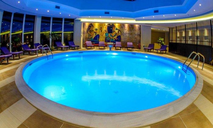 Προσφορά από 57€ ανά διανυκτέρευση με πρωινό για 2 ενήλικες και 1 παιδί έως 6 ετών στο 4* Aar Hotel & Spa