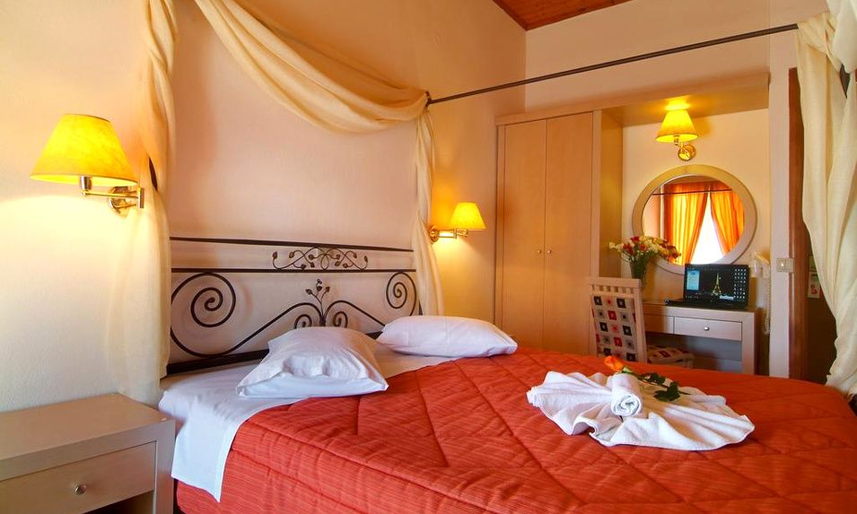 50€ ανά διανυκτέρευση με πρωινό σε δίκλινο δωμάτιο στο Acropole Delphi Hotel στους Δελφούς για την 25η Μαρτίου και από 31/03 έως 02/04 εικόνα