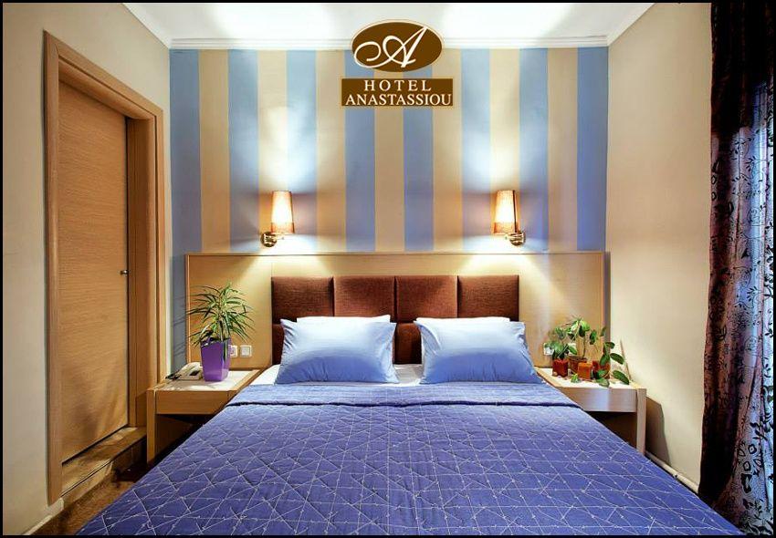 Διαμονή στην Καστοριά στο Anastassiou Hotel με 69€ για 3 ημέρες - 2 διανυκτερεύσεις με πρωινό σε Standard Double Room ή με 93€ σε Superior Double Room για 2 ενήλικες και 1 παιδί έως 6 ετών! Παρέχεται early check-in / late check-out κατόπιν διαθεσιμότητας! Η προσφορά ισχύει για διαμονή έως 30 Απριλίου εικόνα