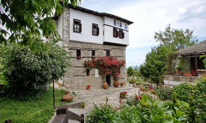Αρχοντικό Γκαγιάννης   Ζαγορά, Πήλιο εικόνα
