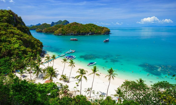 Πρωτοχρονιά και Θεοφάνεια και 25η Μαρτίου και Εκτός Αργιών Ταϊλάνδη / Σαμούι! 11 ημέρες αεροπορικώς από Αθήνα. Διαμονή σε ξενοδοχείο 4* με πρωινό. Μεταφορές και ξεναγήσεις σε Σιγκαπούρη και Σαμούι.