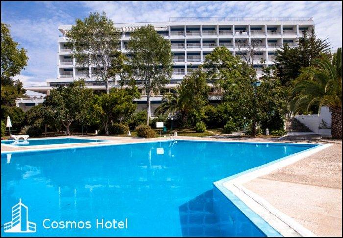 Προσφορά από 90€ ανά διανυκτέρευση με Ημιδιατροφή για 2 ενήλικες (και 2 παιδιά έως 10 ετών) Ισχύει έως 28/08 στο Cosmos Hotel
