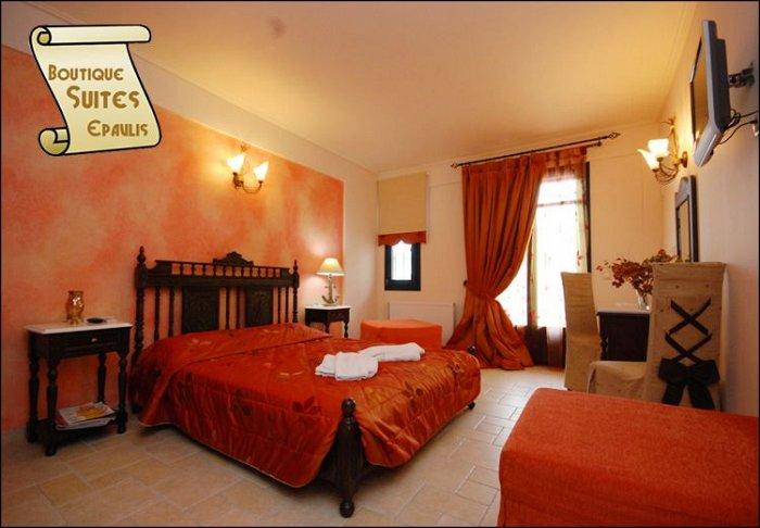 Προσφορά από 55€ ανά διανυκτέρευση με πρωινό για 2 ενήλικες και 1 παιδί έως 3 ετών στο Epavlis Boutique Hotel