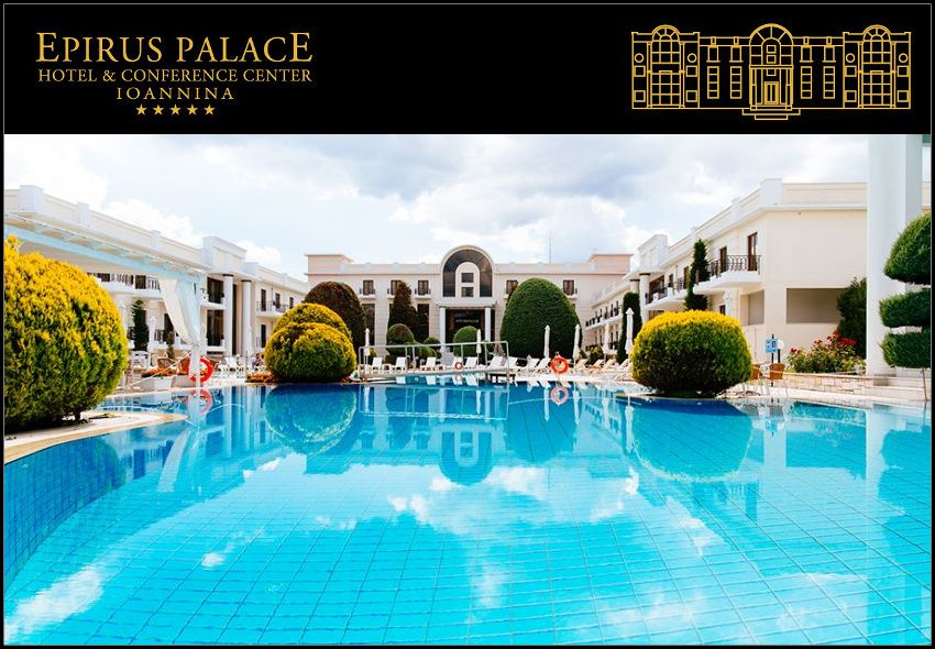 SMART ALL INCLUSIVE διακοπες στα Ιωαννινα στο 5* Epirus Palace στη λιμνη Παμβωτιδα με 310€ για 3 η 424€ για 5 διανυκτερευσεις σε δικλινο Deluxe δωματιογια 2 ενηλικες. Δωρεαν διαμονη για 1 παιδι εως 12 ετων! Δωρεαν αναβαθμιση σε executive δωματιο, κατοπιν διαθεσιμοτητας!Early check in / Late check out κατοπιν διαθεσιμοτητας!Δωρο καλωσορισματος ενα μπουκαλι κρασι και φρουτα στο δωματιο κατα την αφιξη! Καθημερινα Πληρης διατροφη (πρωινο…