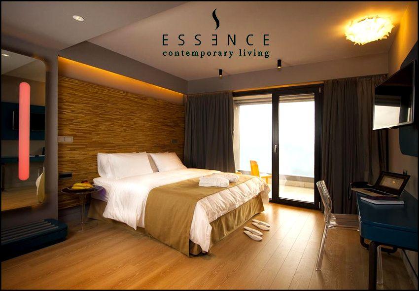 Πάσχα με 376€ για 3 ή 478€ για 4 διανυκτερεύσεις με Ημιδιατροφή στο 4* Essence Contemporary Living Hotel στα Ιωάννινα εικόνα
