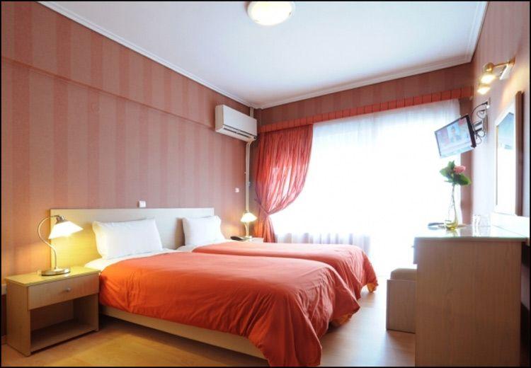 Διαμονή στη Χαλκίδα με 50€ ανά διανυκτέρευση με πρωινό σε δίκλινο δωμάτιο για 2 ενήλικες και 1 παιδί έως 5 ετών! Παρέχεται early check-in / late check-out κατόπιν διαθεσιμότητας! Η προσφορά ισχύει για διαμονή έως 31 Μαρτίου εικόνα