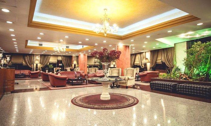 Πρωτοχρονιά από 424€ για 3 διανυκτερεύσεις με SMART ALL INCLUSIVE για 2 ενήλικες (και 1 παιδί έως 12 ετών) Ισχύει την περίοδο της Πρωτοχρονιάς(30/12-4/01/2018) στο 5* Hotel Z Palace & Congress Center