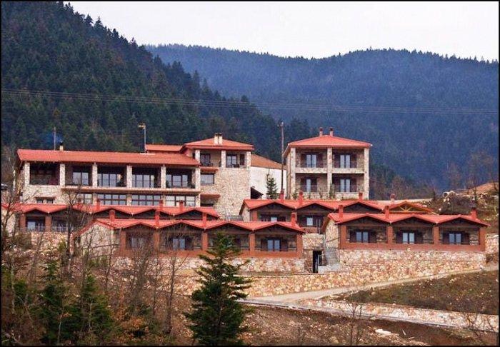 Προσφορά 3* Ipsivaton Mountain Resort (Λίμνη Πλαστήρα) Χριστούγεννα και Πρωτοχρονιά και Θεοφάνεια