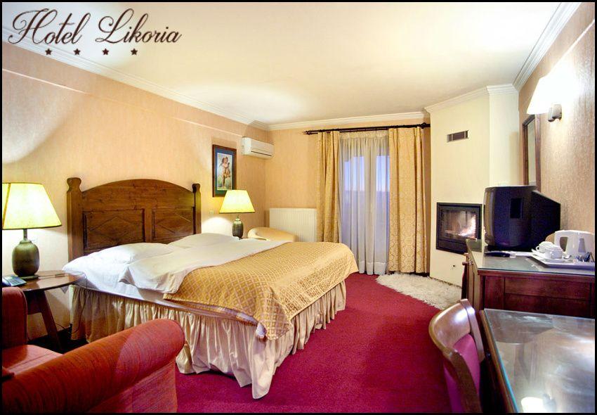 Διαμονη στο κεντρο της Αραχωβας στο 4* Likoria Hotel με 60€ ανα διανυκτερευση με πλουσιο πρωινο (σε μπουφε) σε δικλινο δωματιο για 2 ενηλικες και 1 παιδι εως 8 ετων! Παρεχεται Early check-in / Late check-out κατοπιν διαθεσιμοτητας! Η προσφορα ισχυει για διαμονη εως 27 Οκτωβριου