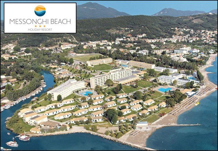 ALL INCLUSIVE Πασχα στην Κερκυρα, στο Messonghi Beach Hotel μολις 30 λεπτα απο την πολη της Κερκυρας, με 184€ για 3 ημερες – 2 διανυκτερευσεις για 2 ενηλικες και 1 παιδι εως 12 ετων! Παρεχονται καθημερινα πλουσια πρωινα, γευματα και δειπνα σε μπουφε! Περιλαμβανεται το Αναστασιμο Δειπνο με Μαγειριτσα το Μ. Σαββατο και Γευμα με Παραδοσιακο Οβελια, Μουσικη και Χορο την Κυριακη του Πασχα! Απεριοριστη καταναλωση σε ποτα, κρασι, βαρελισιες μπ…