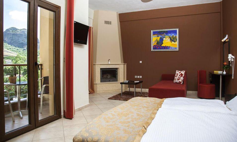 50€ ανά διανυκτέρευση με πρωινό σε δίκλινο δωμάτιο στο Meteoritis Hotel στην Καλαμπάκα έως 31 Μαΐου εικόνα