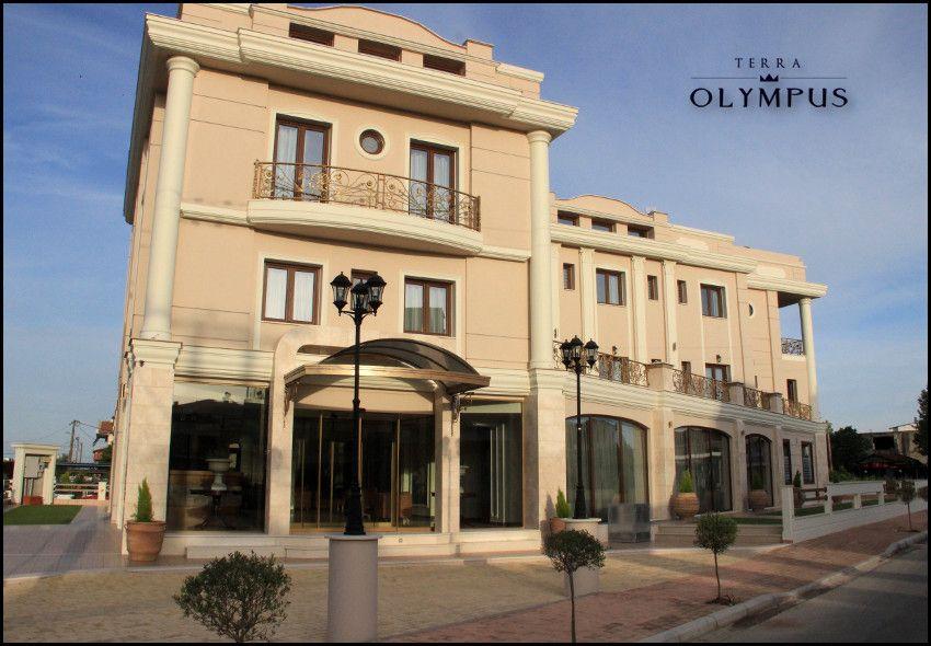28η Οκτωβριου στη Λαρισα στο ολοκαινουργιο Olympus Terra Boutique Hotel με 65€ ανα διανυκτερευση με πιστοποιημενο Ελληνικο πρωινο σε μπουφε με παραδοσιακα τοπικα προϊοντα σε Double Superior Guestroom για 2 ενηλικες και 1 παιδι εως 6 ετων! Παρεχεται late check-out εως τις 18.00! Η προσφορα ισχυει για διαμονη απο 27 εως 31 Οκτωβριου