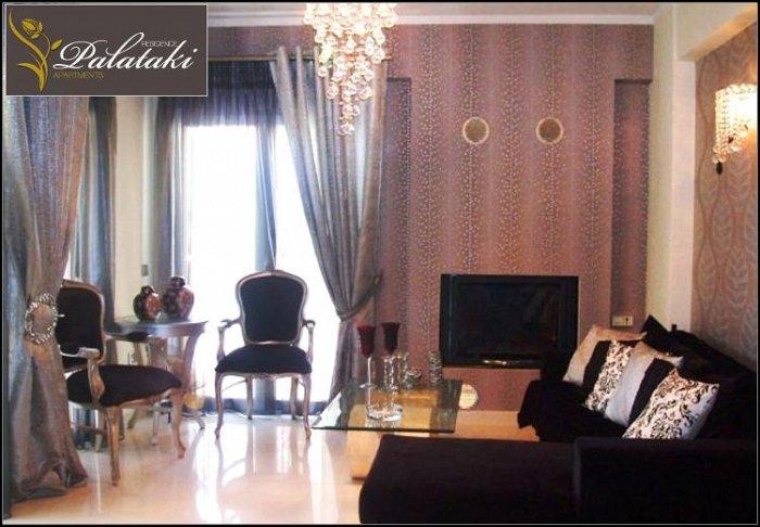 Προσφορά από 45€ ανά διανυκτέρευση για 2 ενήλικες και 1 παιδί έως 5 ετών στο Palataki Residence Hotel εικόνα