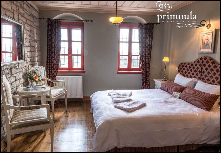 Διαμονη στα Ζαγοροχωρια στο 4* Primoula Country Hotel & Spa με 70€ ανα διανυκτερευση με ελληνικο πρωινο σε superior δικλινο δωματιο με τζακι για 2 ενηλικες και 1 παιδι εως 2 ετων! Παρεχεται early check-in / late check-out κατοπιν διαθεσιμοτητας! Δυνατοτητα διαμονης περισσοτερων ατομων σε Σουιτα! Η προσφορα ισχυει για διαμονη εως 31 Μαΐου εκτος εορτων και αργιων