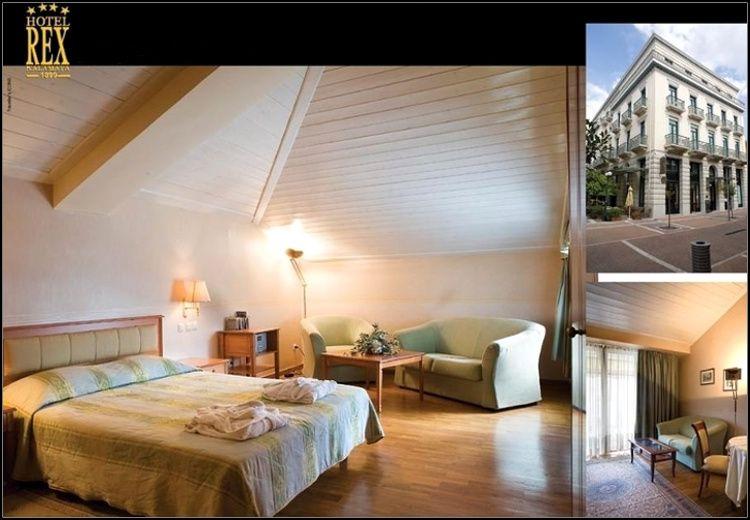 Καθαρα Δευτερα στην Καλαματα στο ιστορικο 4* Rex Hotel με 170€ για 2 η 244€ για 3 διανυκτερευσεις με Ημιδιατροφη (πρωινο και δειπνο σε μπουφε) σε δικλινο δωματιο για 2 ενηλικες και 1 παιδι εως 9 ετων! Tip: Η Καλαματα διοργανωνει για 5η συνεχη χρονια το Καλαματιανο Καρναβαλι με πληθος παιχνιδιων και δρωμενων και αποκορυφωμα την μεγαλη παρελαση στις 26/02 που παρουσιαζει ο Χ. Φερεντινος και τραγουδουν οι Μυρωνας Στρατης, Ησαιας Ματιαμπα κ…