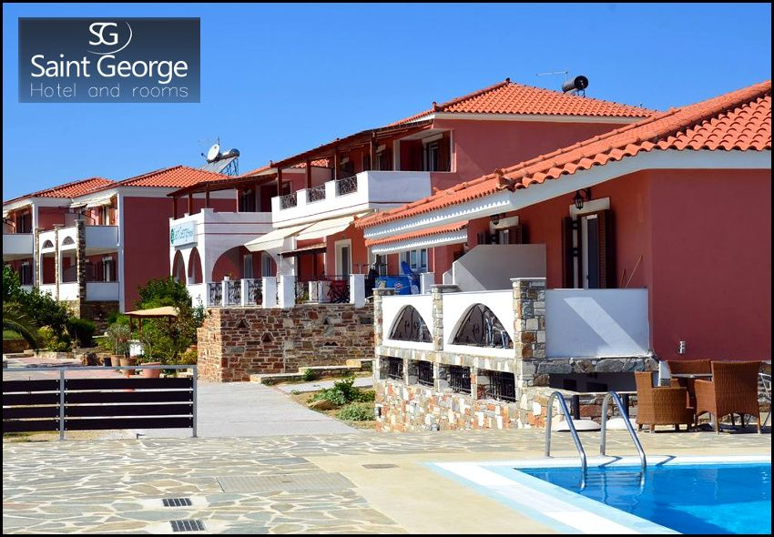Διαμονη στα Νεα Στυρα Ευβοιας (1,5 ωρα απο την Αθηνα) στο Saint George Hotel με 166€ σε δικλινο δωματιο 24 τ.μ. η 192€ σε στουντιο 32 τ.μ. με πληρως εξοπλισμενη κουζινα για 2 ενηλικες και 1 παιδι εως 5 ετων, η 281€ σε Junior σουιτα (διχωρη) 42 τ.μ. για 3 ενηλικες και 1 παιδι εως 5 ετων, για 4 ημερες – 3 διανυκτερευσεις με πρωινο! Παρεχεται early check in – late check out κατοπιν διαθεσιμοτητας! Η προσφορα ισχυει για διαμονη τους μηνες Ι…
