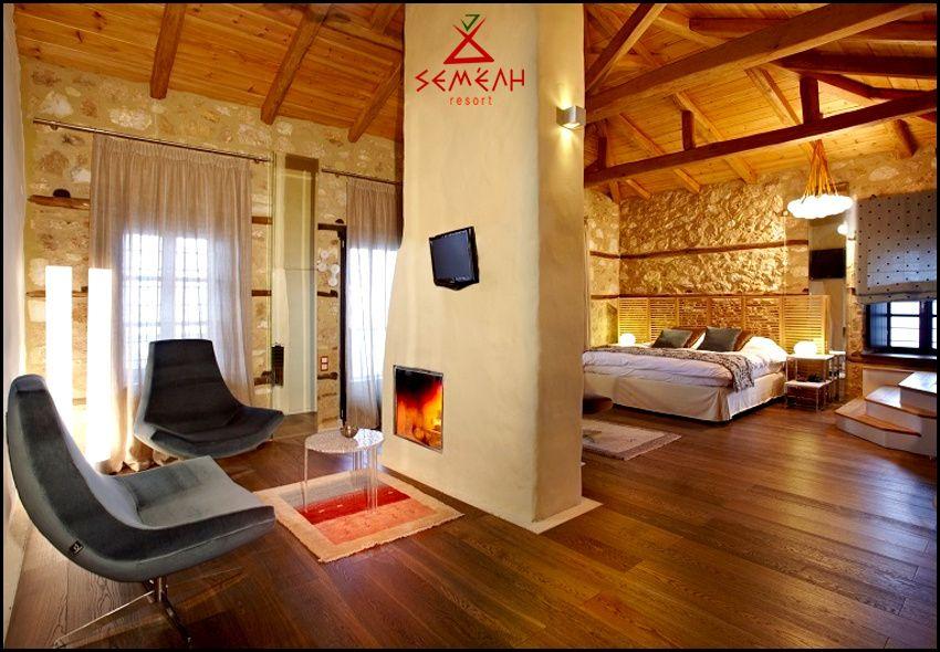 Διαμονη στο Ελατοχωρι στο Semeli Mountain Resort με 72€ ανα διανυκτερευση με πρωινο σε δικλινο δωματιο με τζακι και ξυλα για 2 ενηλικες και 1 παιδι εως 4 ετων! Παρεχεται early check-in / late check-out κατοπιν διαθεσιμοτητας! Η προσφορα ισχυει για διαμονη τα Σαββατοκυριακα: 4 εως 6 Νοεμβριου, 11 εως 13 Νοεμβριου, 2 εως 4 Δεκεμβριου και 9 εως 11 Δεκεμβριου!