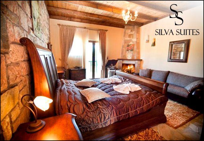 από 75€ ανά διανυκτέρευση με πρωινό για 2 ενήλικες (και 1 παιδί έως 3 ετών) Ισχύει έως 31/01 εκτός Χριστούγεννα / Πρωτοχρονιά / Θεοφάνεια στο Silva Suites εικόνα