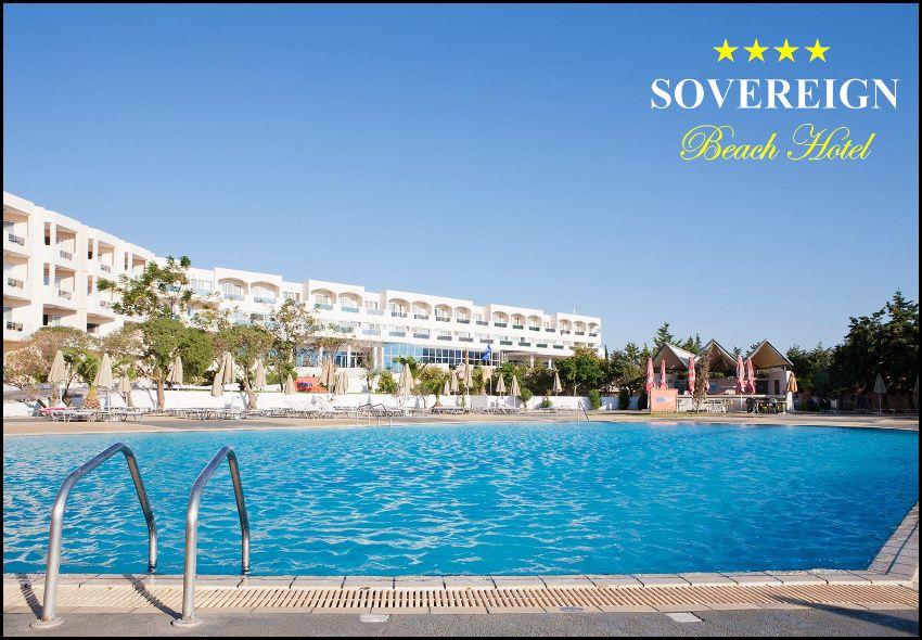 ALL INCLUSIVE διαμονη στην Κω στο 4* Sovereign Beach Hotelμολις 2 λεπτα απο την Καρδαμαινα της Κω με 156€ ανα διανυκτερευση σε δικλινο δωματιο για 2ενηλικες και 1 παιδι εως 12 ετων! Παρεχονται καθημερινα πλουσια πρωινα, γευματα και δειπνα μεαπεριοριστη καταναλωση σνακ, παγωτου, μπισκοτα, κρυα σαντουιτς, χαμπουργκερ, χοτ ντογκ, κρασιου, μπυρας, αλκοολουχων ποτων (κοκκινο/λευκο κρασι, ουζο, κονιακ, τζιν, κ.α), χυμων, αναψυκτικων κ.α! Δ…