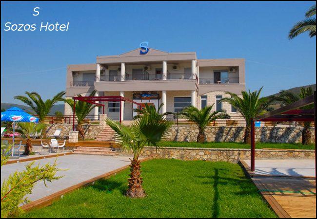 Πάσχα με 30€ ανά διανυκτέρευση με πρωινό στη Βόνιτσα, 15 χλμ. από Λευκάδα και Πρέβεζα στο Sozos Inn Hotel εικόνα