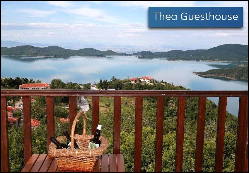 Καθαρά Δευτέρα στη Λίμνη Πλαστήρα στο Thea Guesthouse με 149€ για 4 ημέρες - 3 διανυκτερεύσεις με πρωινό σε δωμάτιο με θέα στη λίμνη για 2 ενήλικες και 1 παιδί έως 12 ετών! Παρέχεται early check-in / late check-out κατόπιν διαθεσιμότητας! Η προσφορά ισχύει για διαμονήτο τριήμερο της Καθαράς Δευτέρας (25-28/02) εικόνα