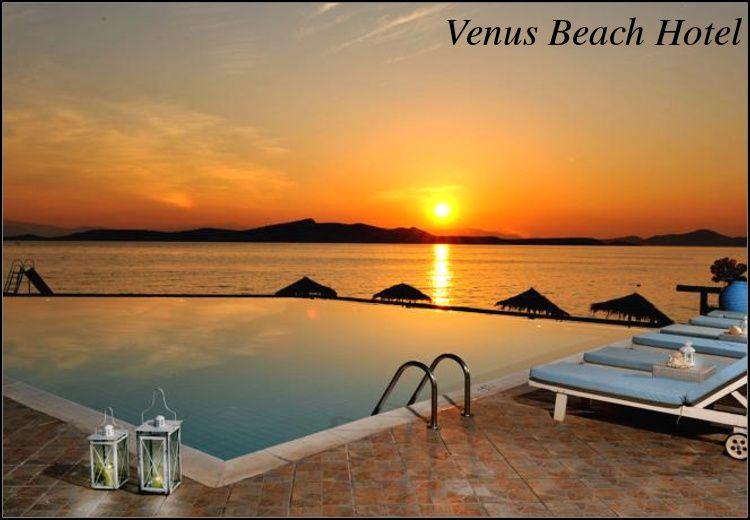 Διαμονη στα Νεα Στυρα Ευβοιας στο Venus Beach Hotel με 184€ για 2 η με 270€ για 4 διανυκτερευσεις με Ημιδιατροφη (καθημερινα πρωινο και γευμα η δειπνο σε μπουφε) σε δικλινο δωματιο για 2 ενηλικες και 1 παιδι εως 12 ετων! Early check-in / Late check-out κατοπιν διαθεσιμοτητας! Η προσφορα ισχυει για διαμονη απο 29/08 εως 05/10