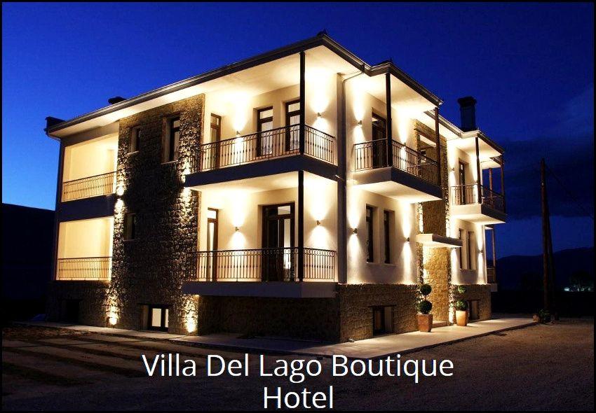 Διαμονη στην Καστορια στο Villa Del Lago Boutique Hotel με 45€ ανα διανυκτερευση με πρωινο σε δικλινο δωματιο με θεα στο βουνο η 65€ σε δικλινο δωματιο με θεα στη λιμνη η 90€ σε δικλινο δωματιο με Τζακι-Ξυλα και θεα στη λιμνη για 2 ενηλικες και 1 παιδι εως 2 ετων! Παρεχεται early check-in / late check-out κατοπιν διαθεσιμοτητας! Η προσφορα ισχυει για διαμονη εως 28 Φεβρουαριου